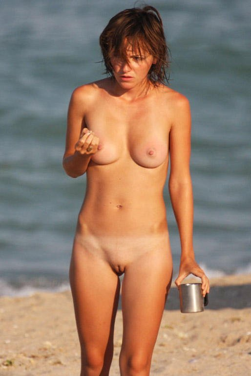 All beach babe naked valuable